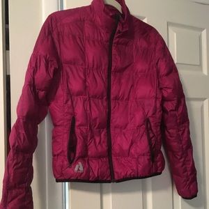 Women's Eddie Bauer first ascent down jacket M